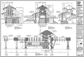 Cedar House Elevations